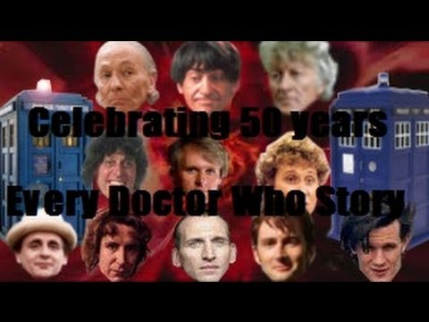 Every Doctor Who Serial 1963-2013 (Celebrating 50 Years)