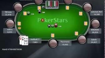 Poker | Przejęcie inicjatywy na przeczekanym flopie | IntelliPoker.pl