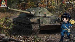 World of Tanks - Двигаемся к объекту 705