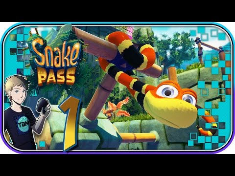 Snake Pass Slitherthrough - Part 1: I'm A Ssssssnake!