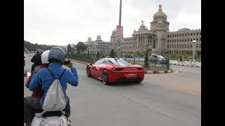 Supercars spotted in September 2017 | India | Bangalore | #175