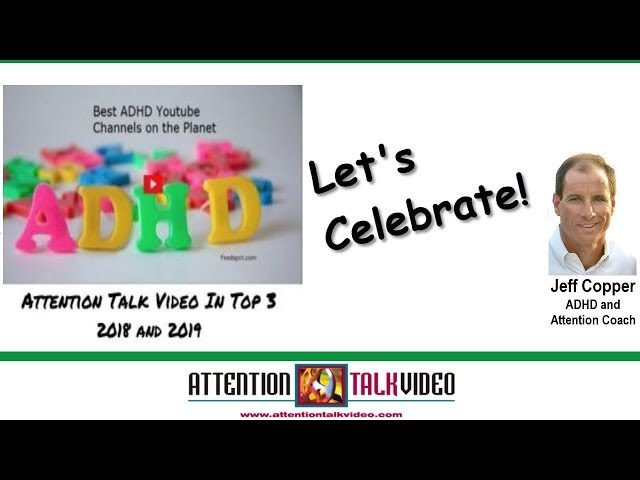 The Best ADHD You Tube Channels: Let's Celebrate