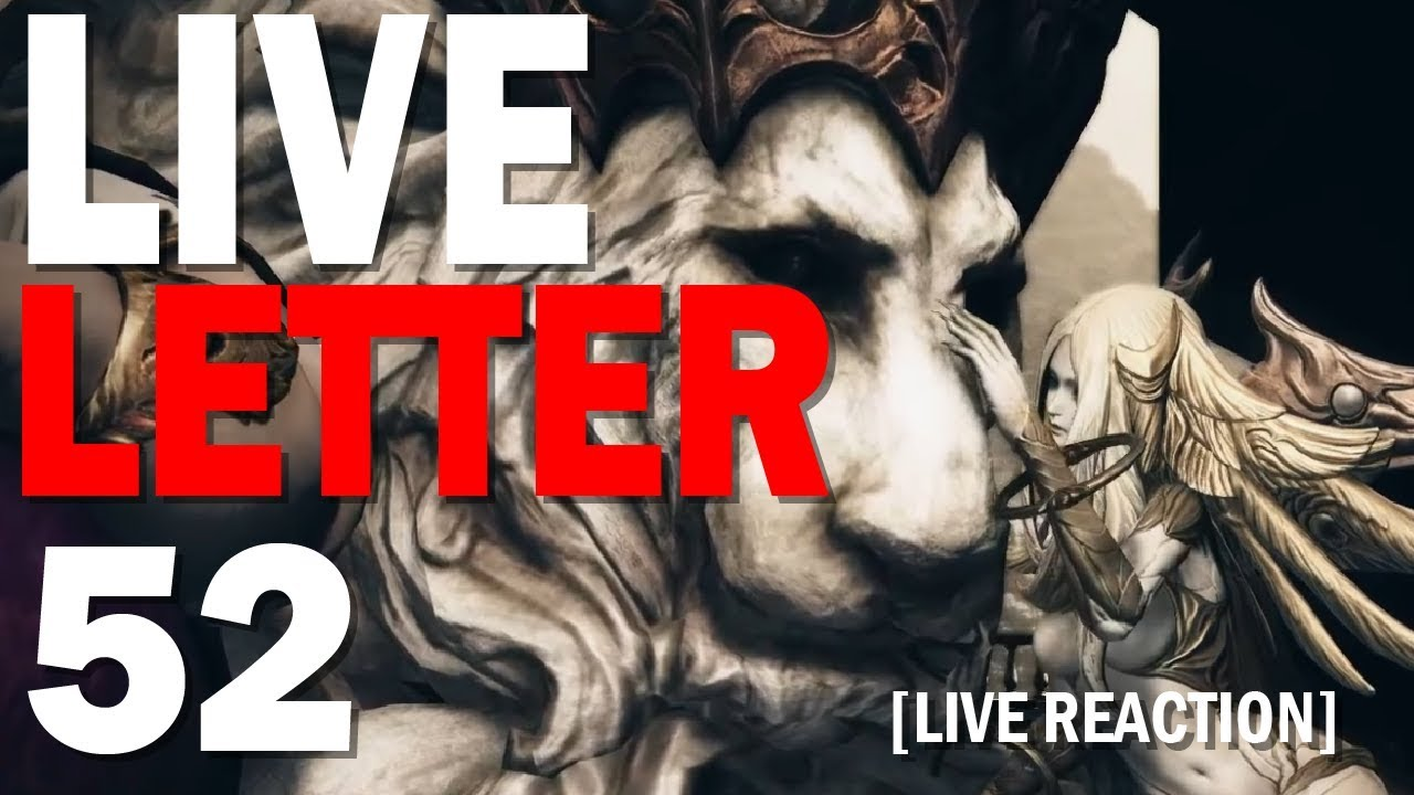 FFXIV Shadowbringers Letter from the Producer Live #52 | Live