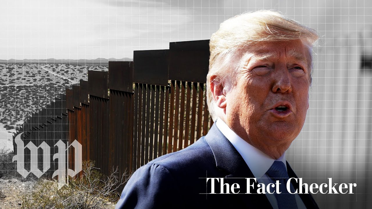"Download Trump's misleading ""border wall"" narrative 