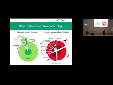 Plenary Talk Henrique M. Pereira & Mike Gill | GEO BON Open Science Conference 2016