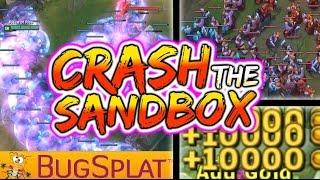 CRASH THE SANDBOX MODE
