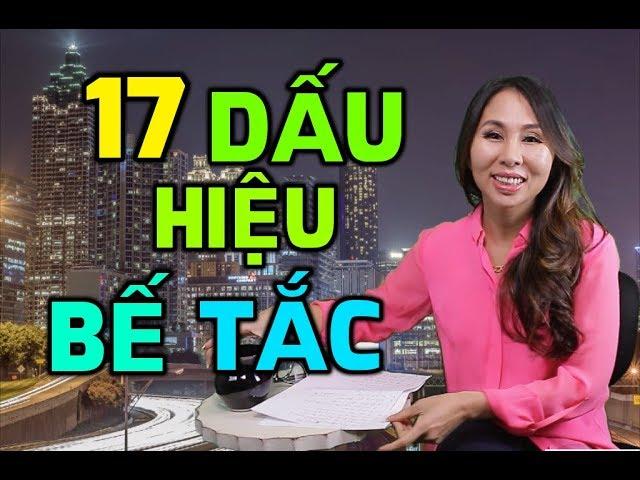 17 Dấu Hiệu Bạn Đang Bế Tắc | LanBercu Tv