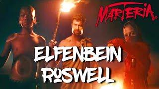 MARTERIA ROSWELL    Neuer Song ELFENBEIN + Lyrics/Untertitel (Live)   Konzert Anklam