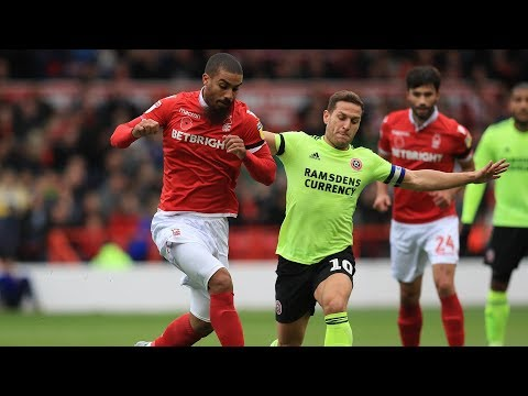 Highlights: Forest 1-0 Sheffield United (03.11.18.)