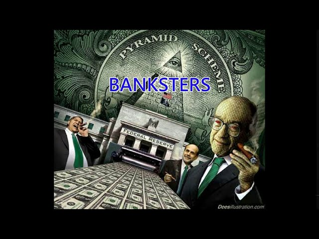 CENTRAL BANKS Are Private Corporations That Keep Countries in Debt Slavery