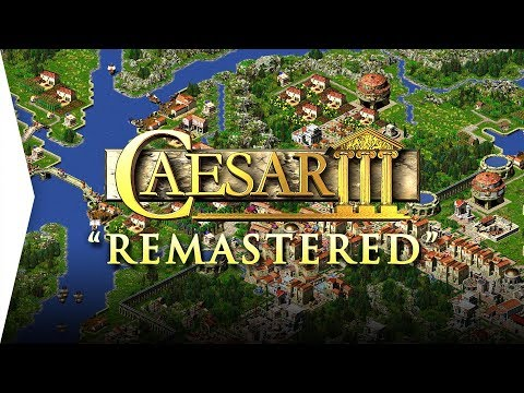 NEW Gameplay! ► Caesar 3 Modded 'Remastered' City-building - Roadblocks & More