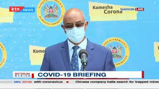 COVID-19 Briefing: 551 test positive as national tally hits 84,169 | FULL BRIEFING