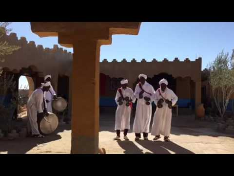 Gnawa Music/كناوة موسيقة الصحراء