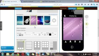 How to make an App for free with App Builder Appy Pie
