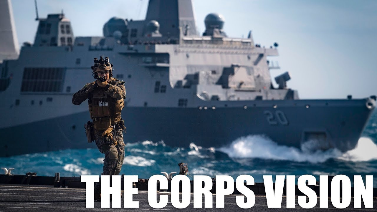 Download The Corps Vision