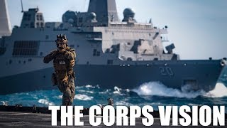 The Corps Vision