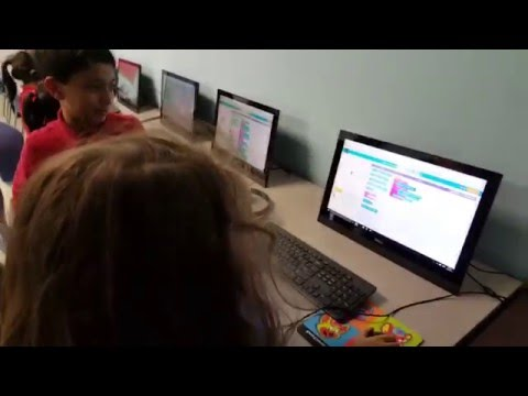 Coding is Fun! at Sunshine STEM Academy