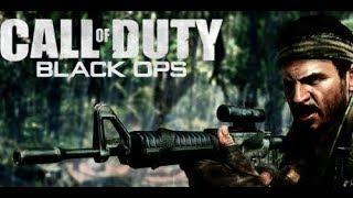 ПРОХОЖДЕНИЕ ИГРЫ Call of Duty - Black Ops №9 (МЕСТО ПАДЕНИЯ)