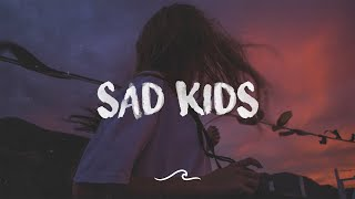 MUNN - Sad Kids (Lyric Video) (Prod. Dylan Stiles)