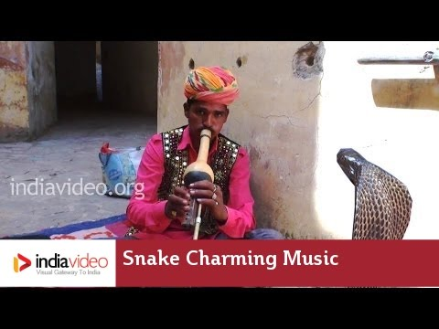 Snake Charming Music - Snake Charmers In Rajasthan | India Video