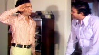 Sanjeev Kumar, Asrani, Uljhan, Scene 7/21