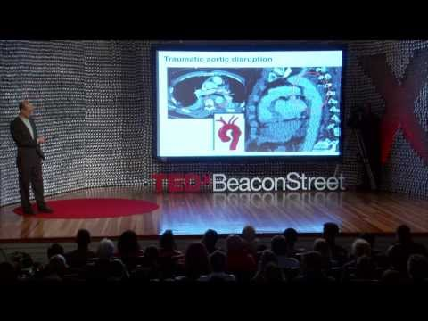Developments in vascular surgery: Ed Gravereaux at TEDxBeaco