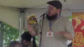 "Mariposa 2012: Shane Koyczan ""Instructions for a Bad Day"""