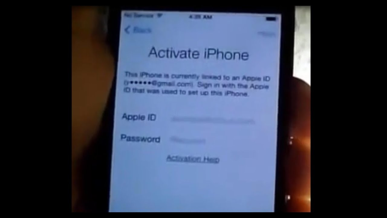 iphone 5 icloud hacken