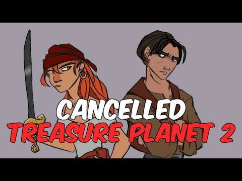 Treasure Planet 2: The Cancelled Film's Untold Story  Cutshort