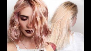 Strawberry Blonde. Клубничный блонд.