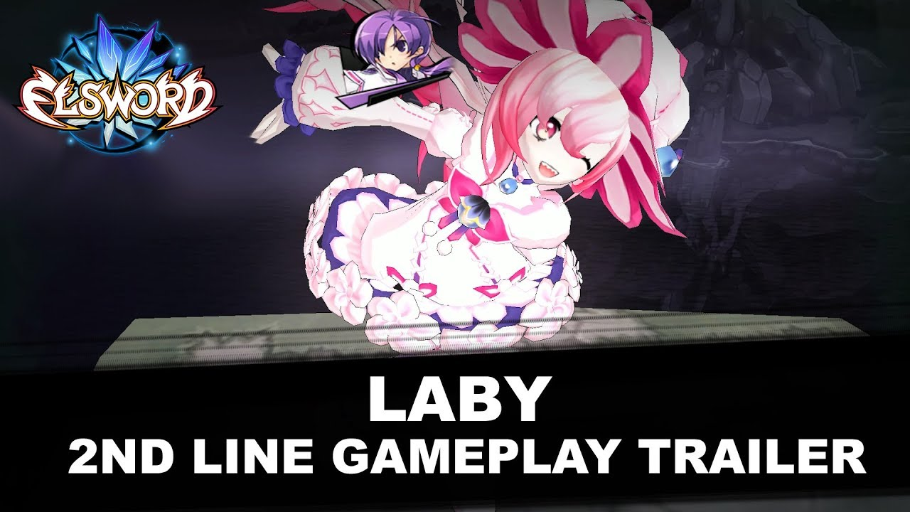 Laby 2nd line Gameplay Trailer