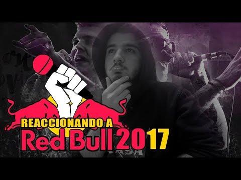 REACCIONANDO A RED BULL ESPAÑA NACIONAL 2017
