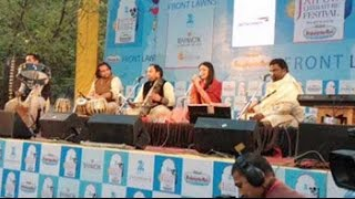 Jaipur Literature festival begins with a soulful hymn