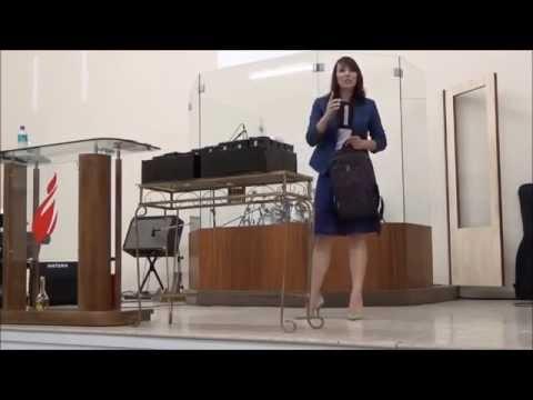 Roberta Sara - Testemunho Impactante de Cura e Libertação Emocional