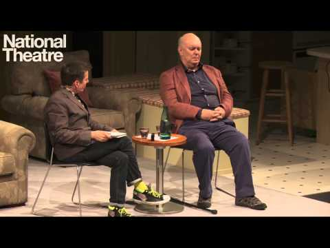 Alan Ayckbourn in conversation