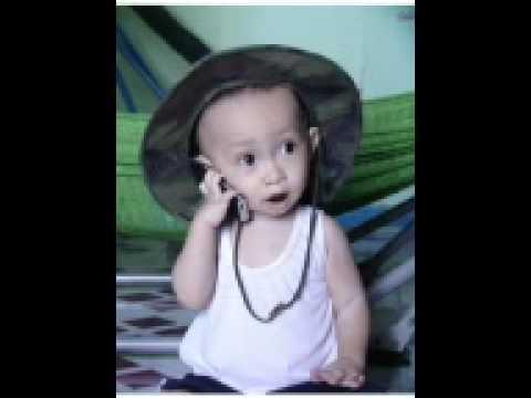 Baby 18 tháng tuổi nói tiếng  Anh.3gp