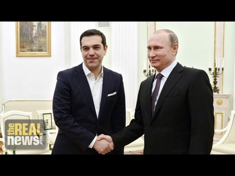 Putin Tsipras Meeting Shows Greece Will Pursue Independent Foreign Policy