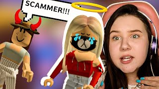 I Tried To Scam My BFF In Adopt Me! Pet Trading Adopt Me Scamming..