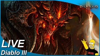 LIVE Diablo lll mode Extreme