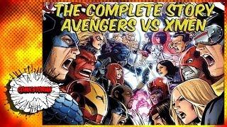 Avengers VS X-Men - Complete Story thumbnail