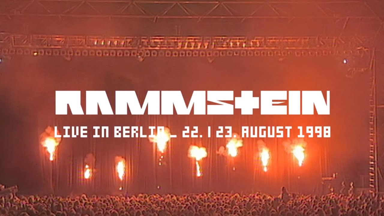rammstein live aus berlin official short version youtube. Black Bedroom Furniture Sets. Home Design Ideas