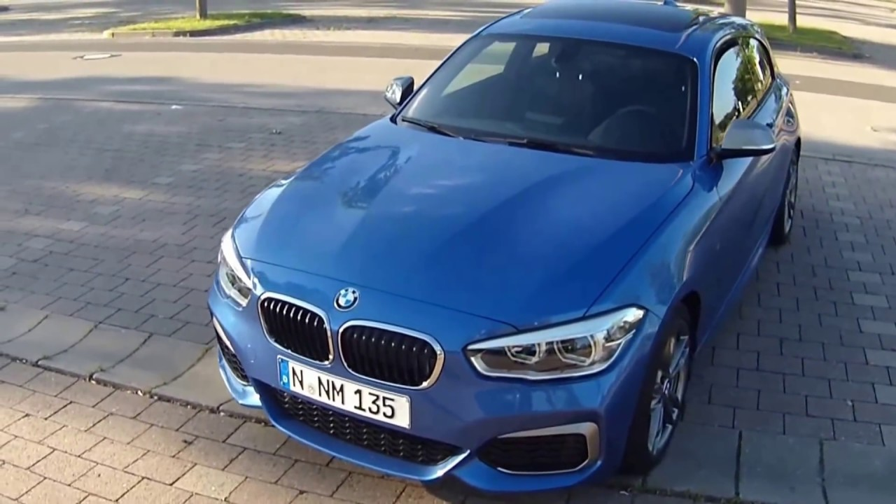 Bmw M135i Facelift 2015 Youtube