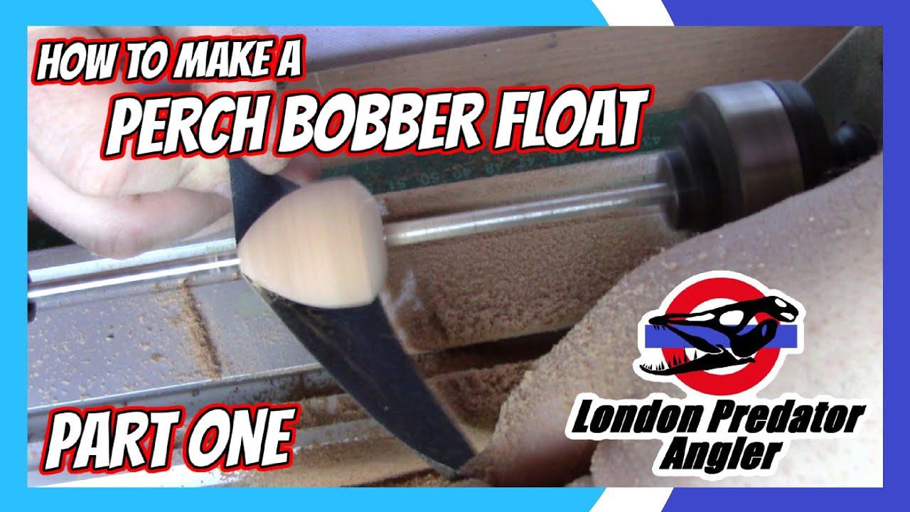x6 Handmade Perch Bobber Floats