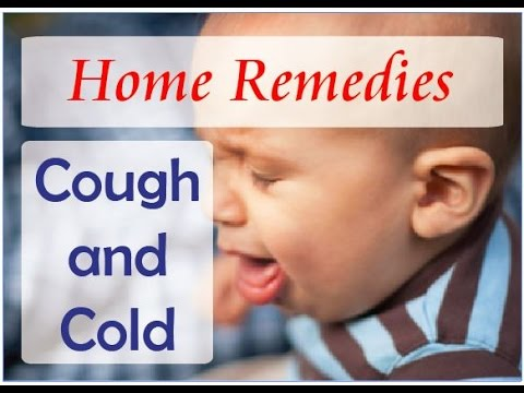 How to treat cough at home for babies