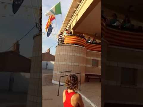 Pregon Elena Casana Fiestas 2017 Albalatillo Youtube