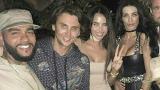 Тимати отметил день рождения с Анастасией Решетовой и друзьями в Сен Тропе