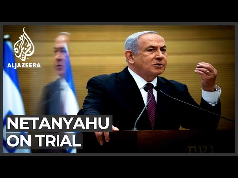 Israel PM Netanyahu Pleads Not Guilty As Corruption Trial Resumes