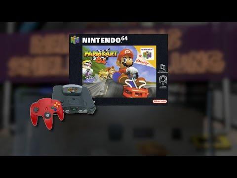 Gameplay : Mario Kart 64 [Nintendo 64]