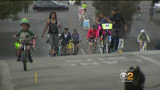 Wilshire Goes Car-Free For Final CicLAvia Of 2017