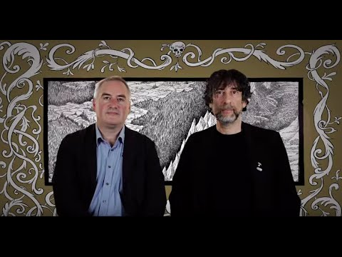 The Sleeper and the Spindle: Neil Gaiman and Chris Riddell on Chris's stunning illustrations